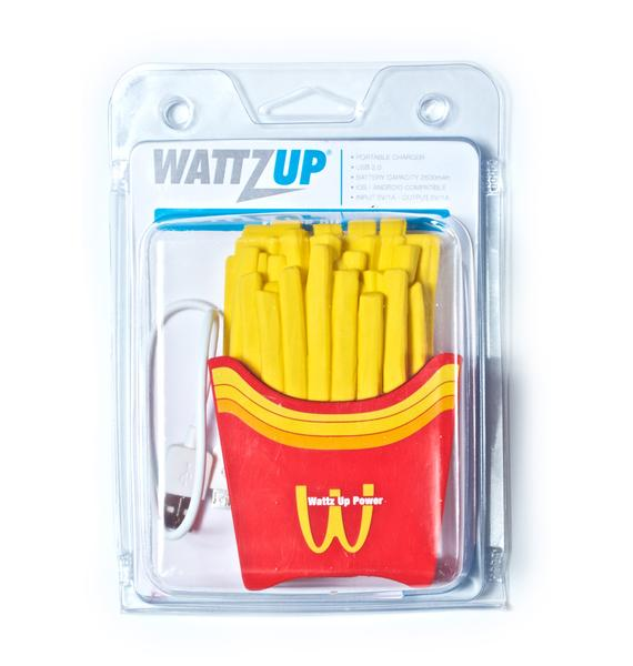 Wattzup Fry Or Die Power Bank
