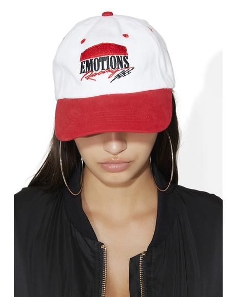 Emotions Racing Cap