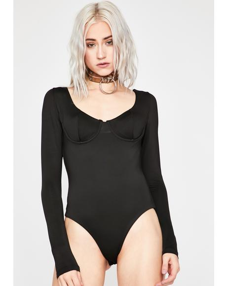 Over It Underwire Bodysuit