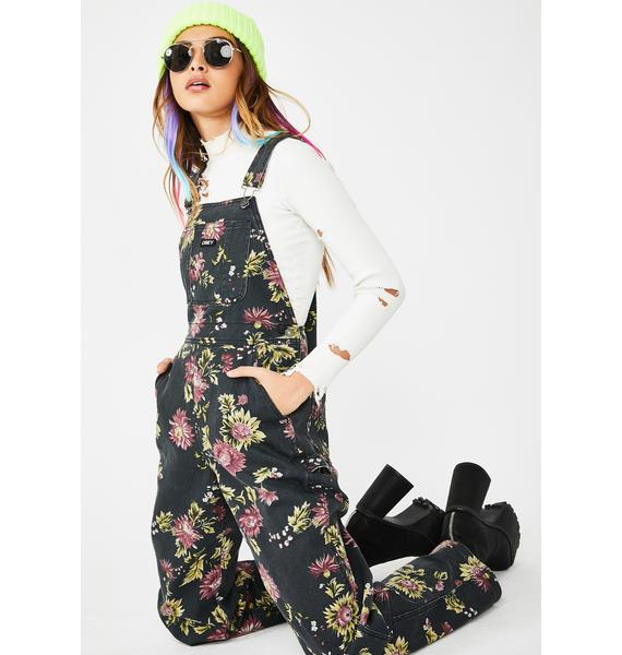 Obey Fulton Overalls