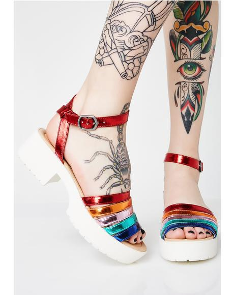 Simm Sandals