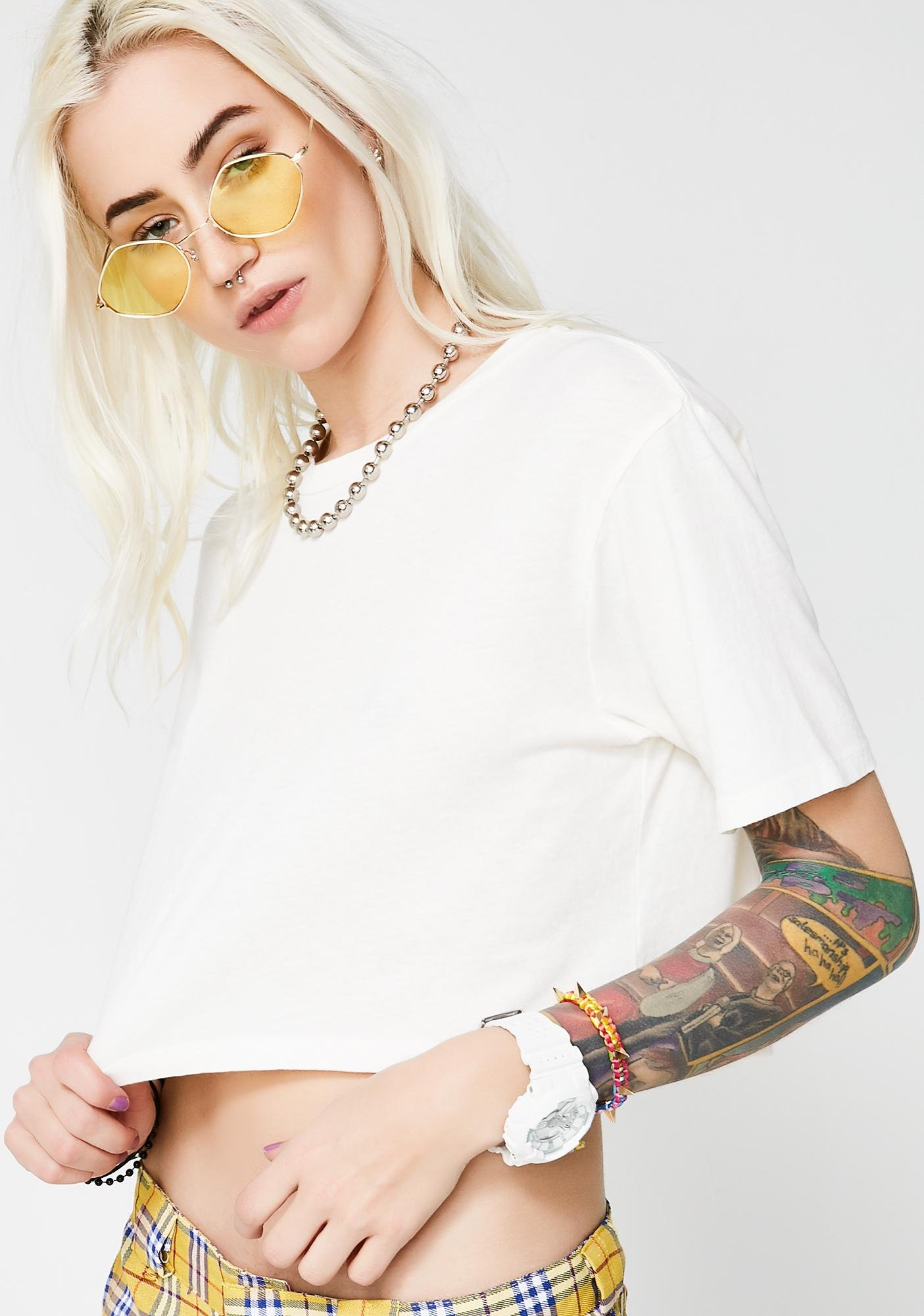 Desert Dreamer The End Crop Top