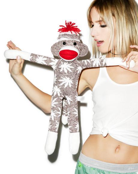 Plantlife Sock Monkey