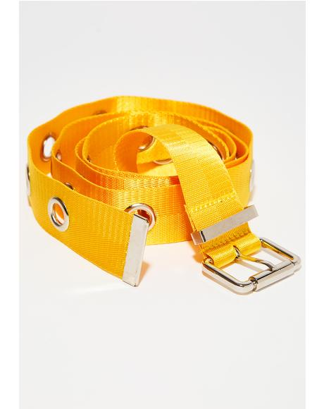 To Buckle Belt