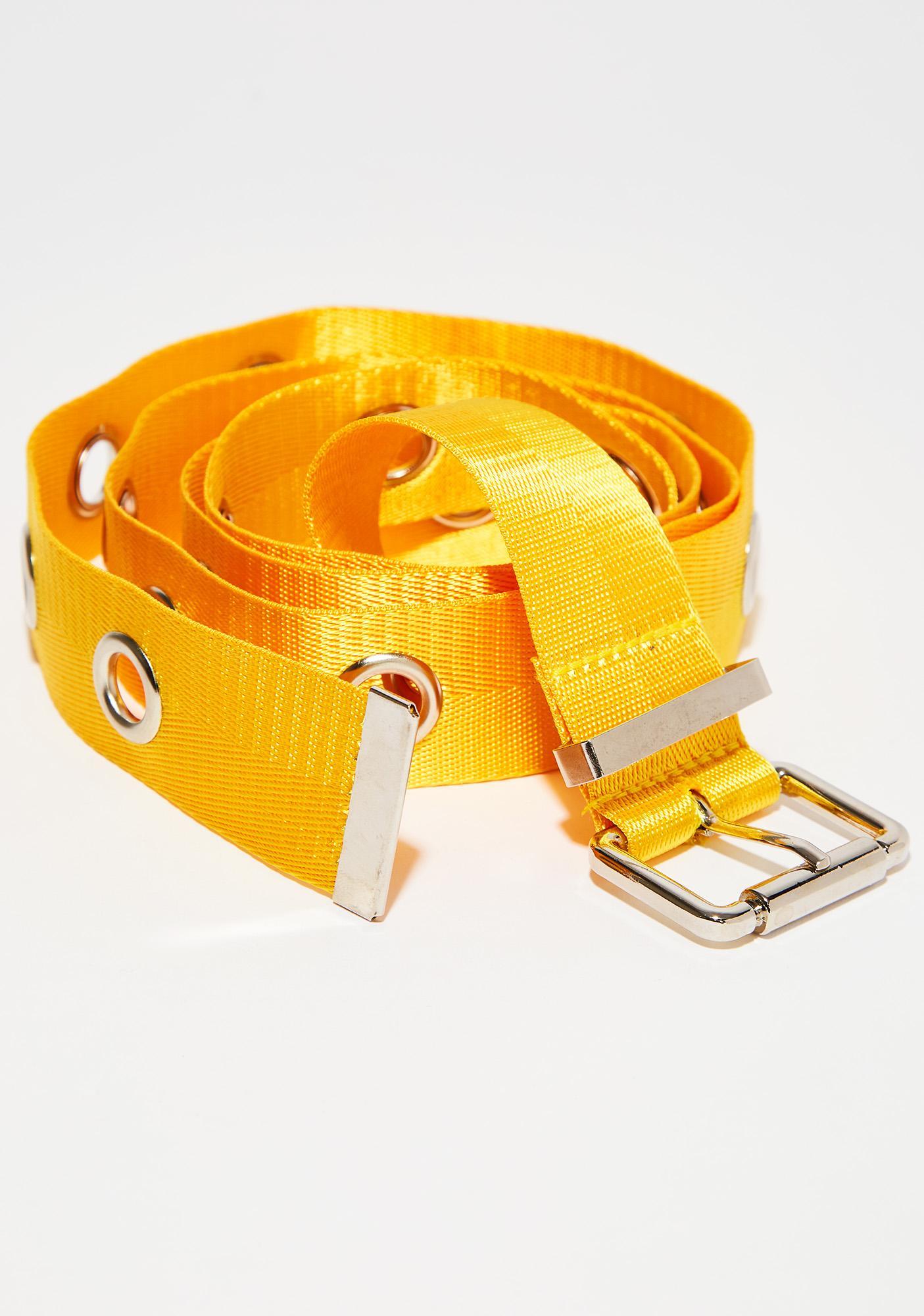 To Buckle Belt