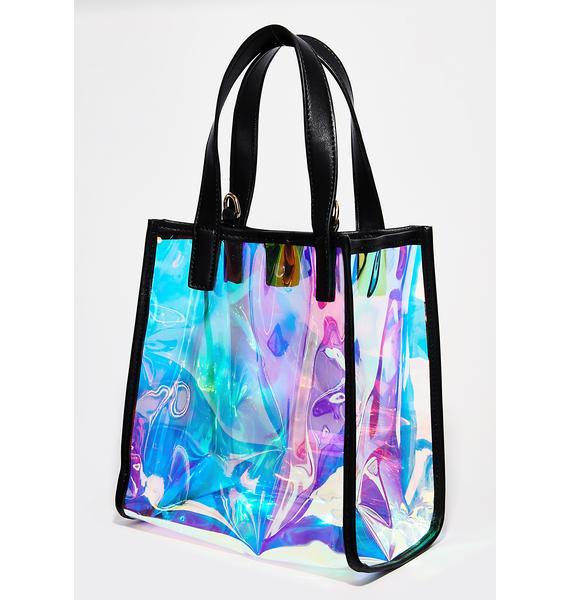 Moon Beamer Hologram Bag