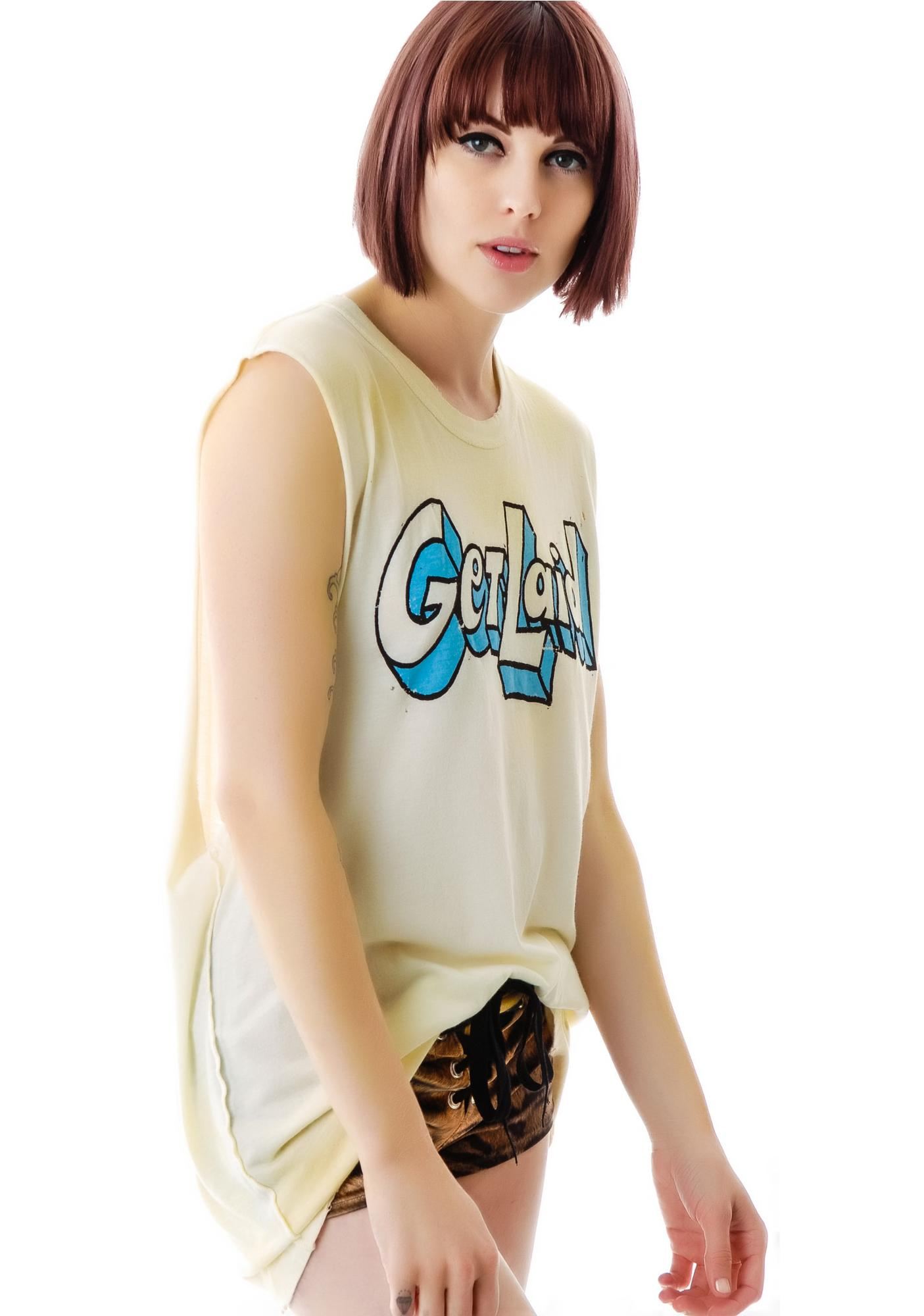 UNIF Get Laid Muscle Tank