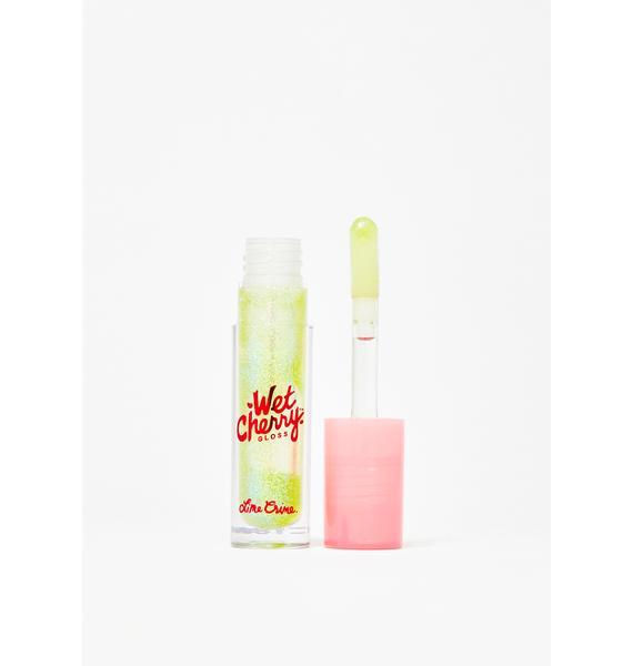 Lime Crime Cherry Slime Wet Cherry Gloss