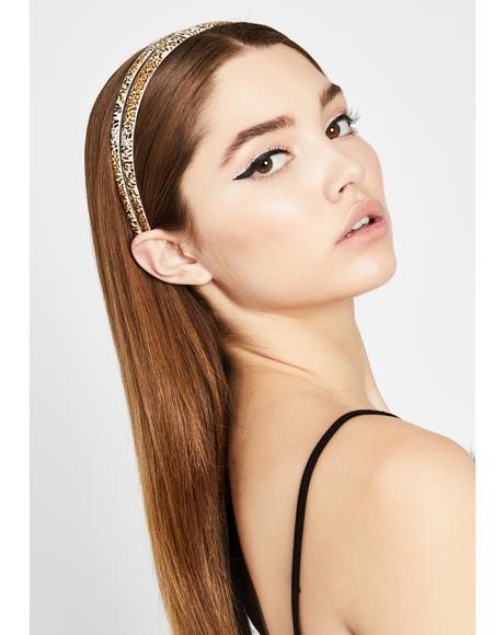 Prissy Pounce Headband Set