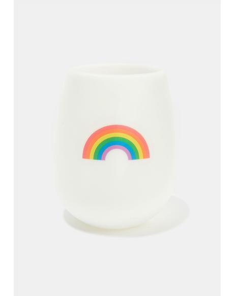 Glowin' Utopia Rainbow Mug