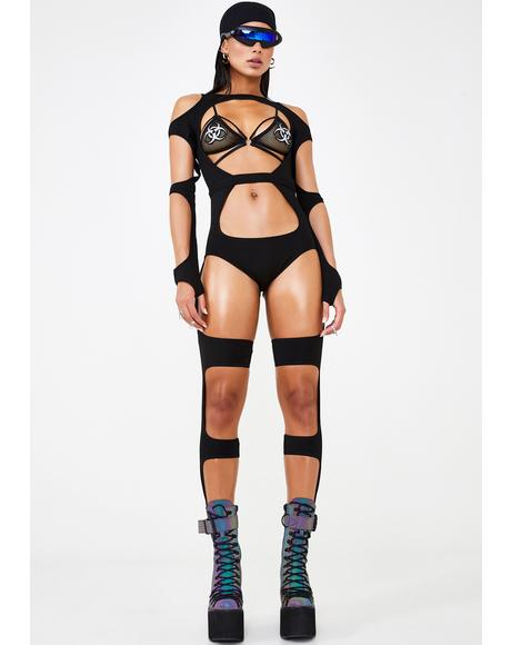 Tenth Element Harness Catsuit