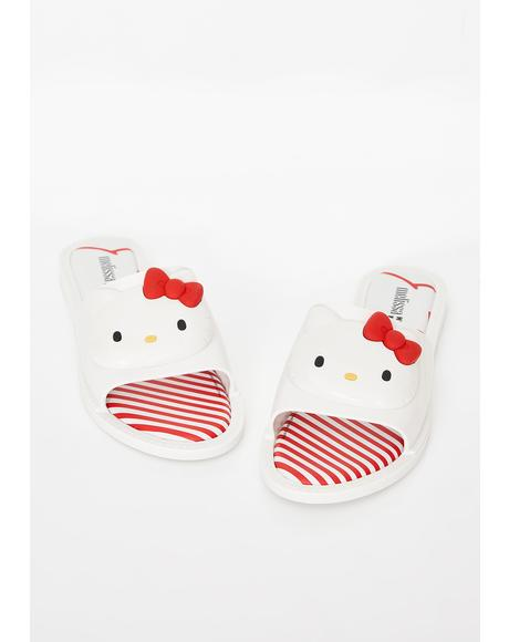 x Hello Kitty Slippers