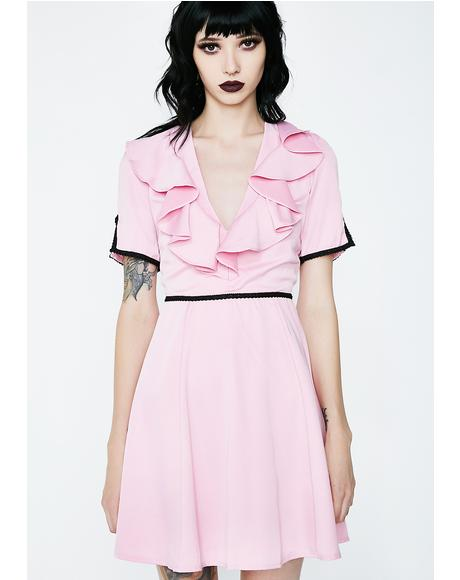 Troublemaker Skater Dress