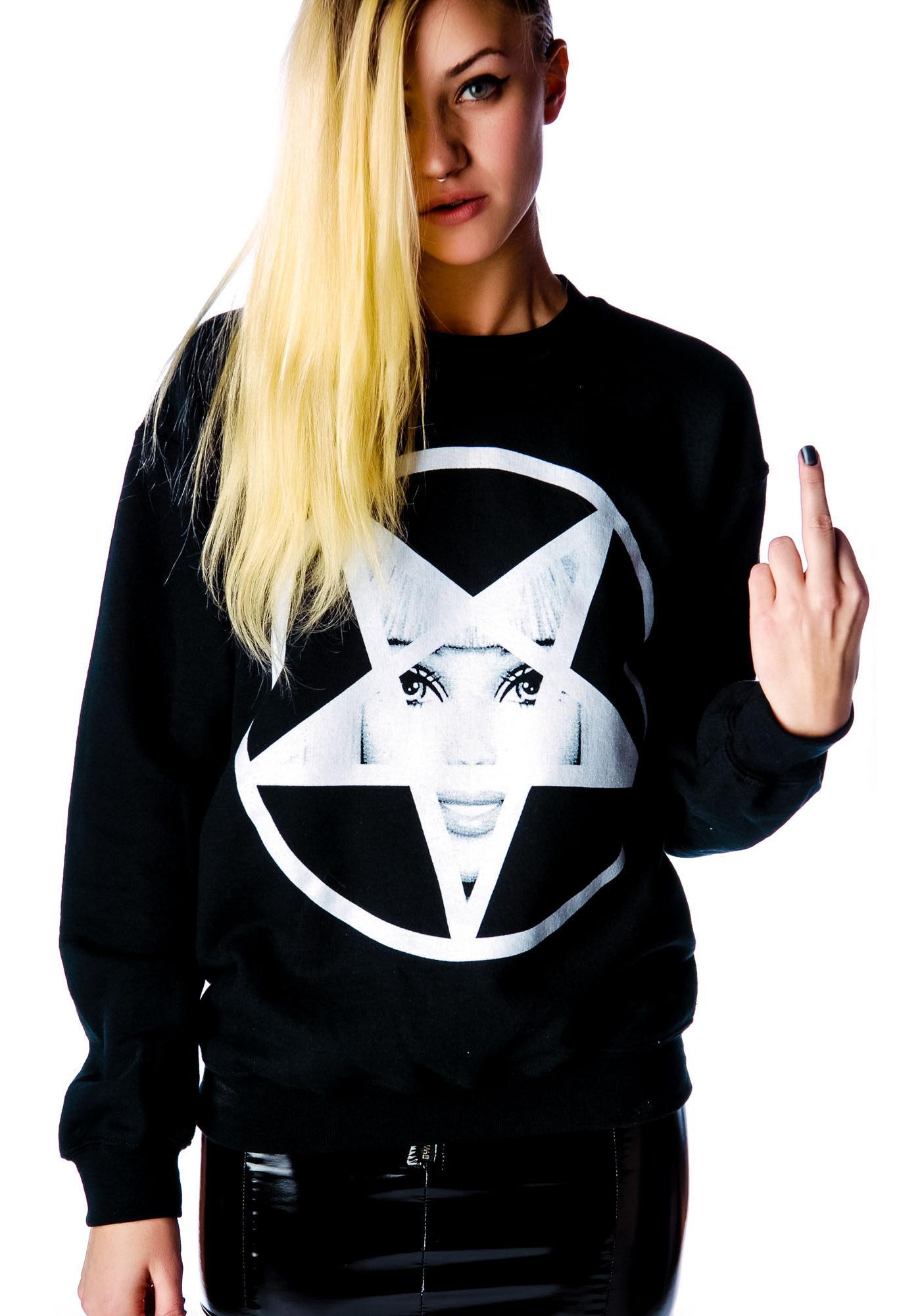 Killstar Barbigram Sweatshirt