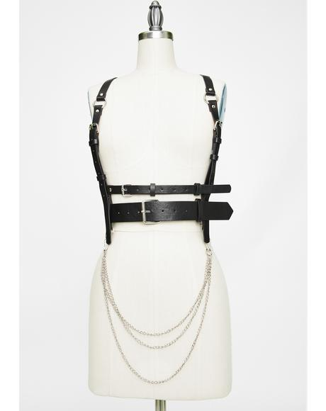 Regal Chaos Bondage Harness