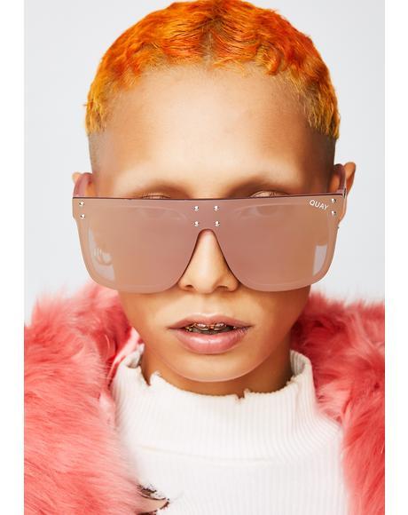 x Kylie Hidden Hills Sunglasses