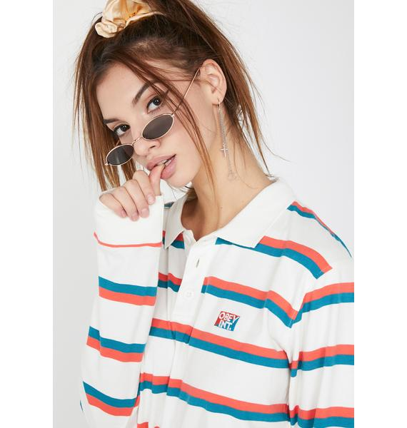 Obey Glenview Top