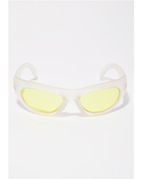 Dosed In Sunshine Sunglasses