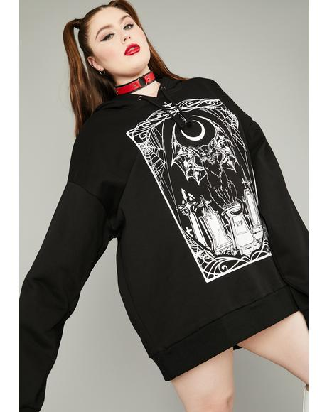 Lethal Living Dead Graphic Hoodie
