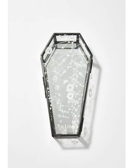 Ethereal Coffin Terrarium