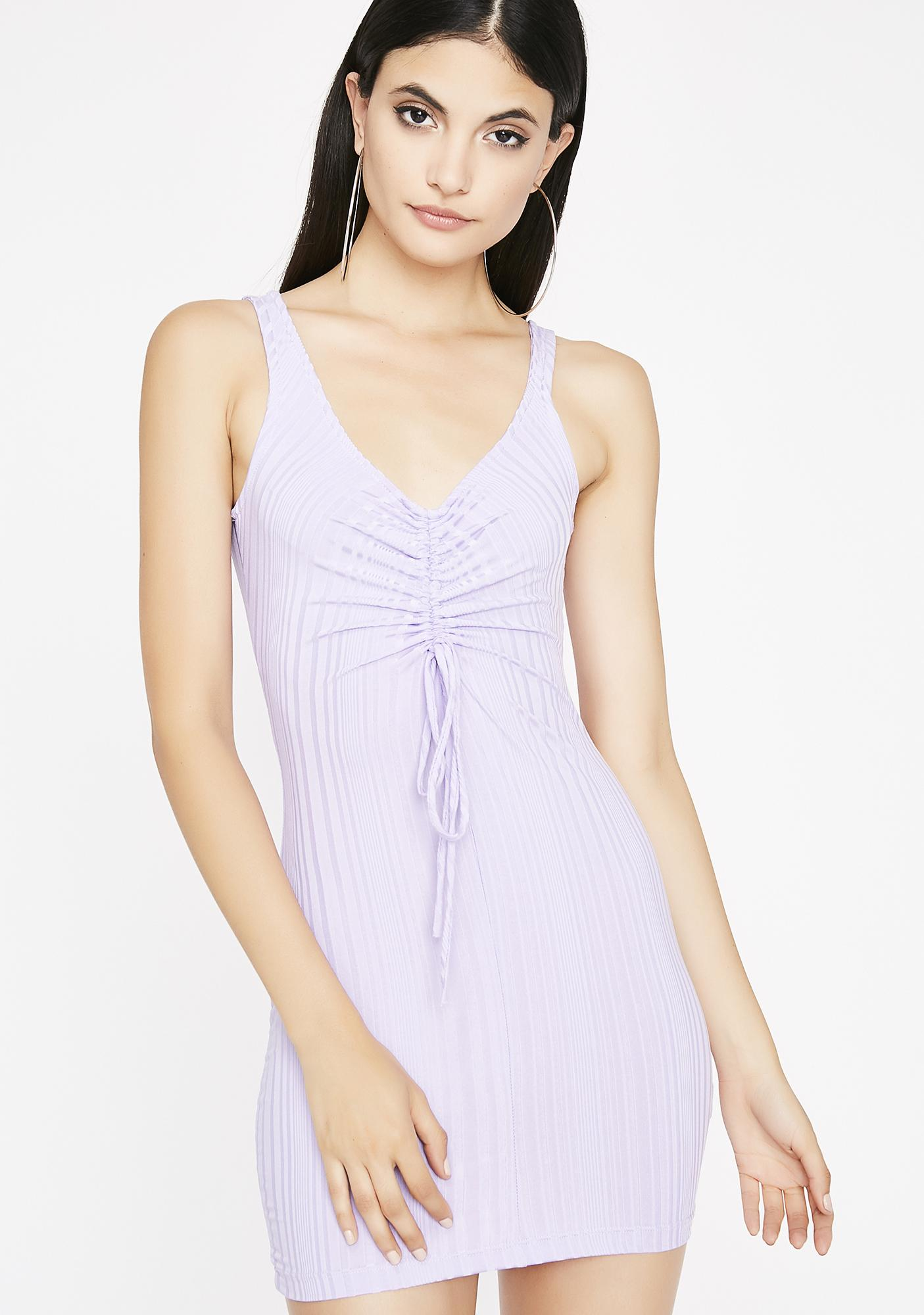 Good Gal Cinched Dress by Lux La