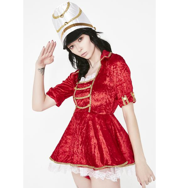 Trumpeter Toy Soldier Costume