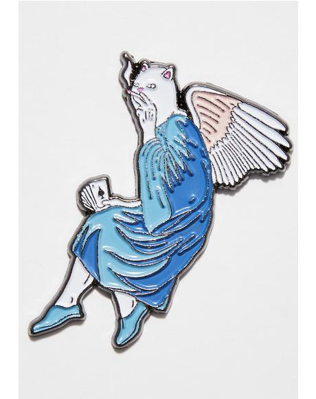 Heaven And Hell Pin