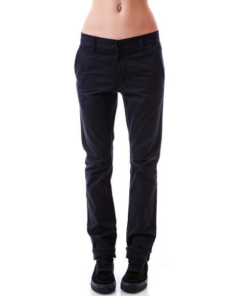 Slim Chino Pants