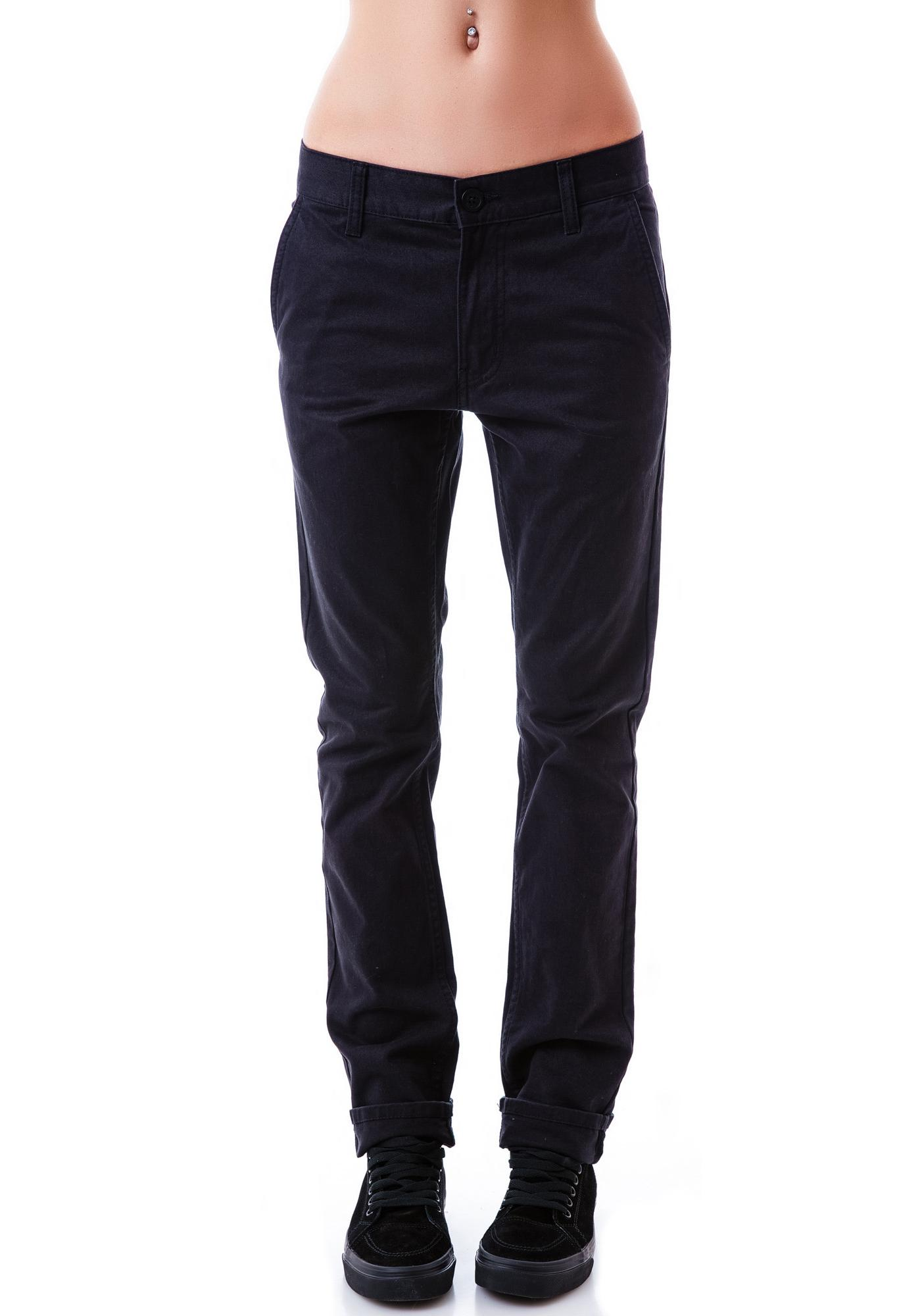 Cheap Monday Slim Chino Pants