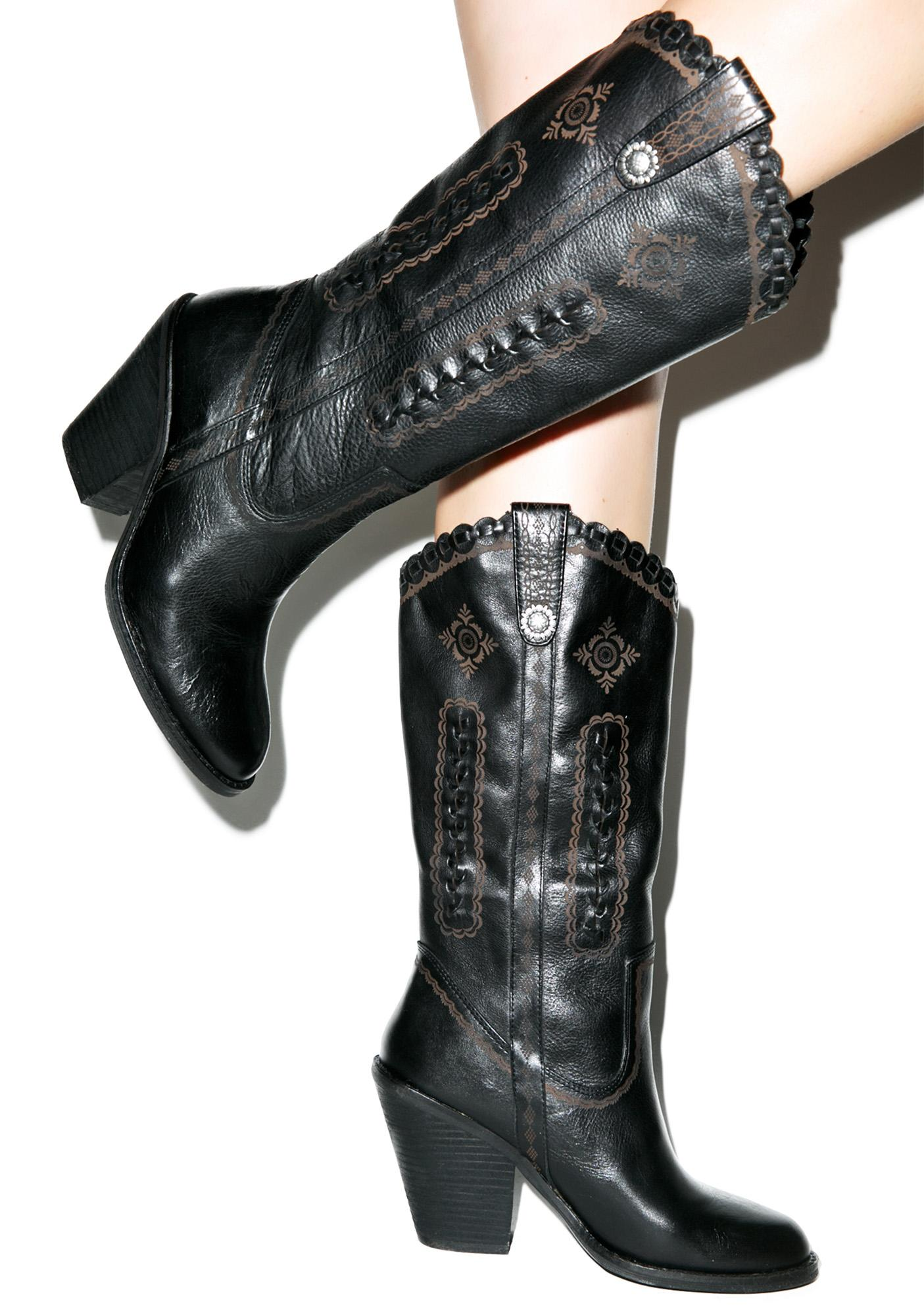 Volatile Shoes Rosewell Boots