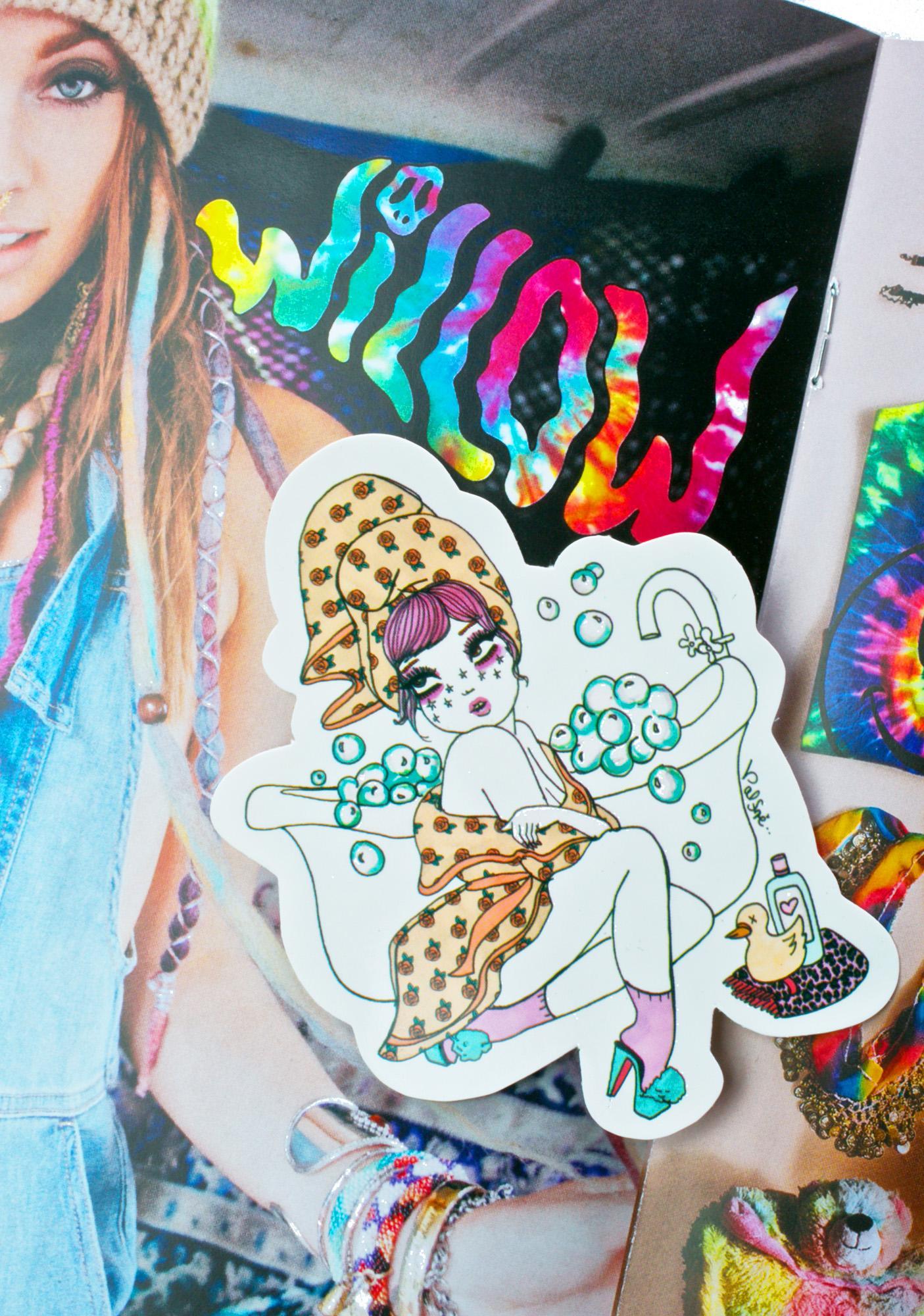 Valfré Girl Gang Sticker Pack