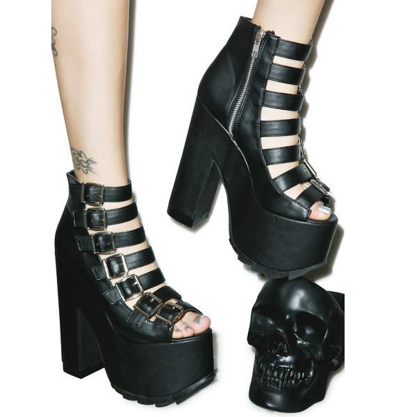 Demonia Cramp Sandal