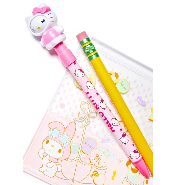 Sanrio Hello Kitty Face Change Pen