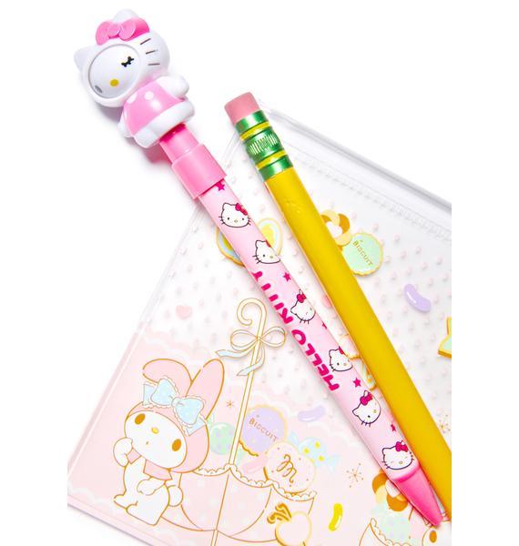 Sanrio Hello Kitty Face Change Pen