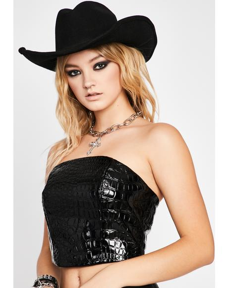 Wild Outlaw Tube Top