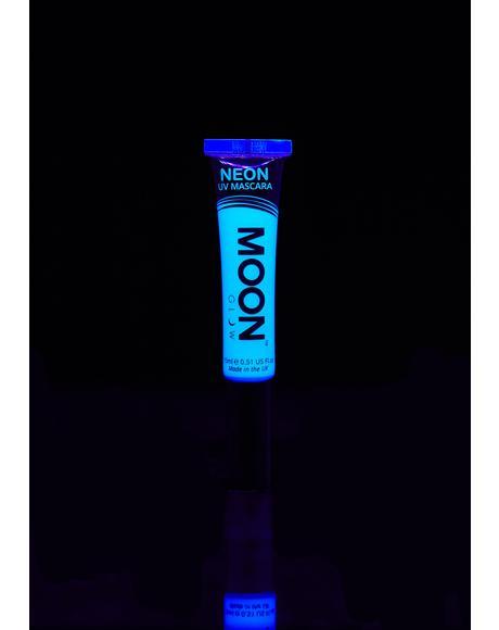 Intense Blue UV Mascara