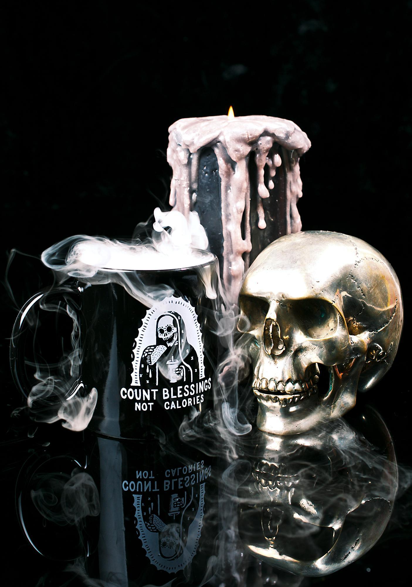 Count Blessings Ceramic Mug