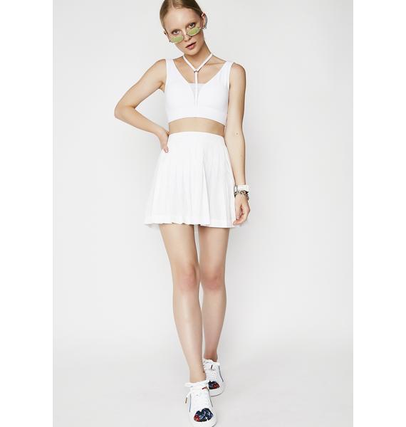 PUMA Archive Pleats T7 Skirt