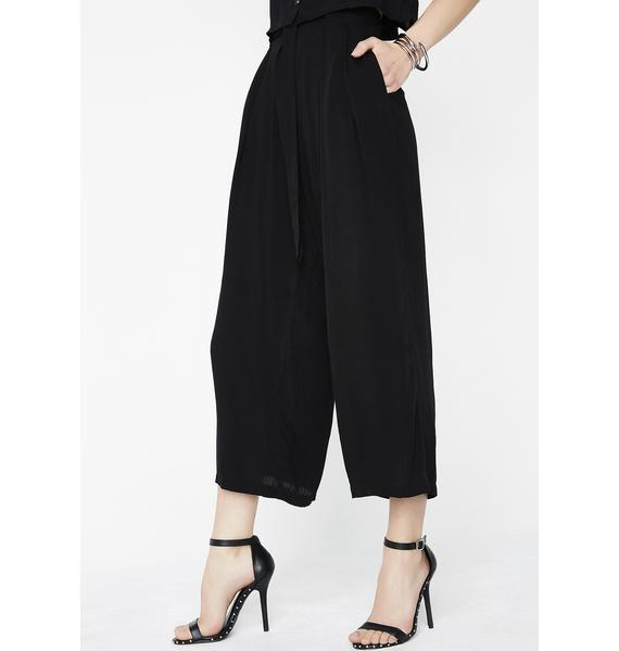 Bad Side Cropped Trousers