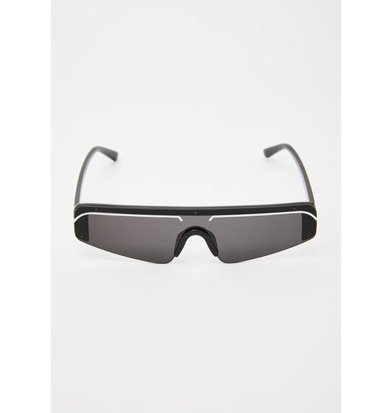 Dark My Reflekktion Shield Sunglasses
