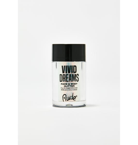 Rude Cosmetics Vivid Dreams Parallel Universe Glitter