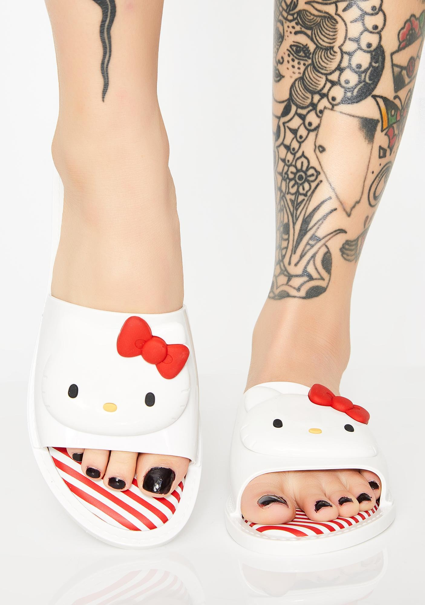 Melissa x Hello Kitty Slippers