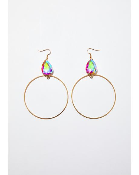 Dry Your Tears Earrings