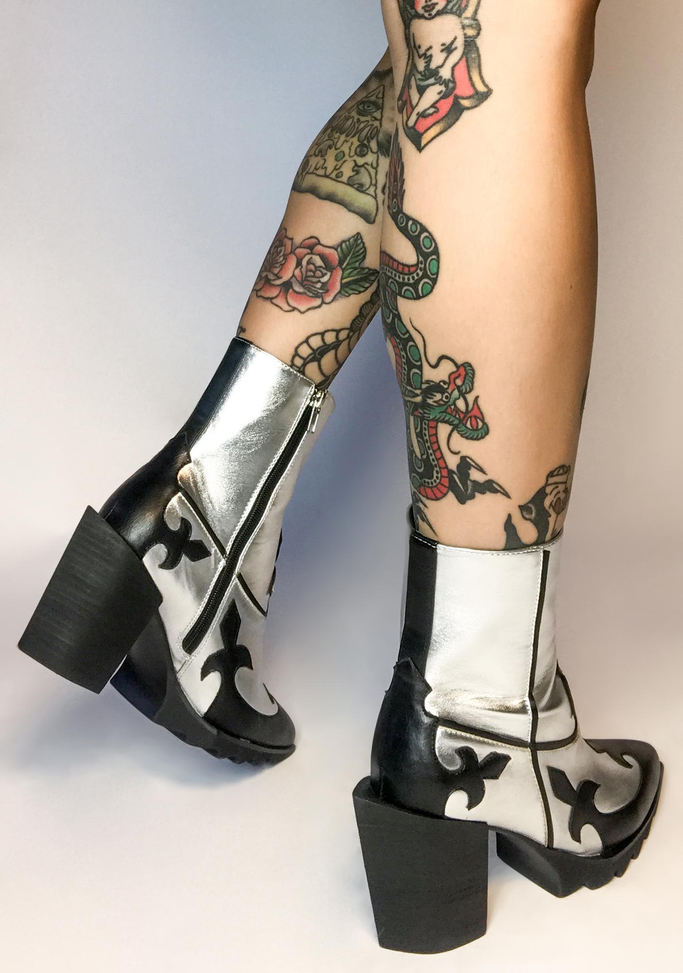 Lamoda Wildin' Ankle Boots