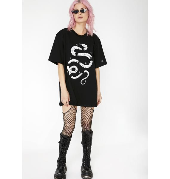 Heavy Stand Armory Snake Tee