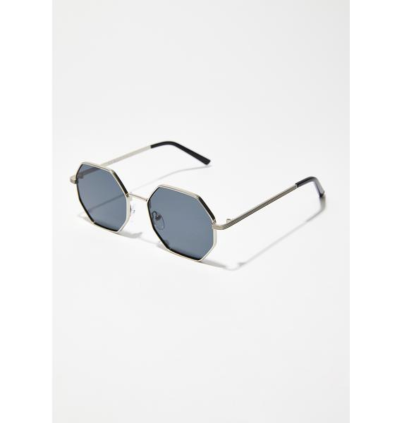 Matte Turn The Corner Sunglasses