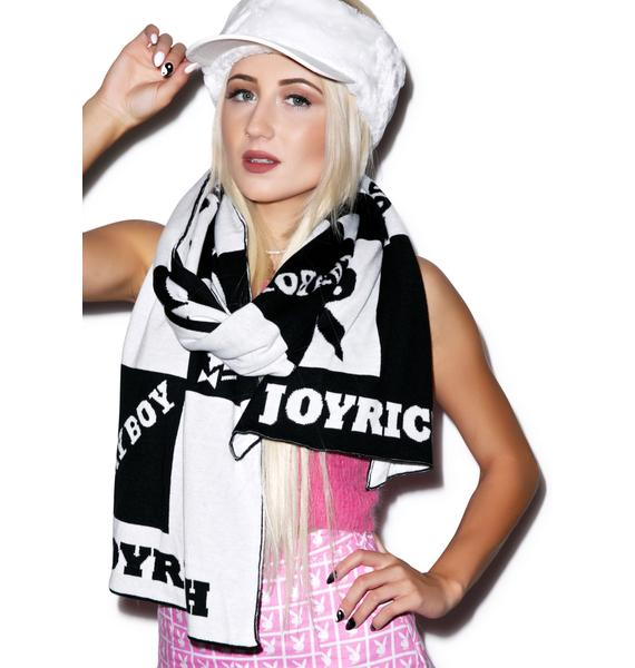 Joyrich X Playboy Checker Muffler