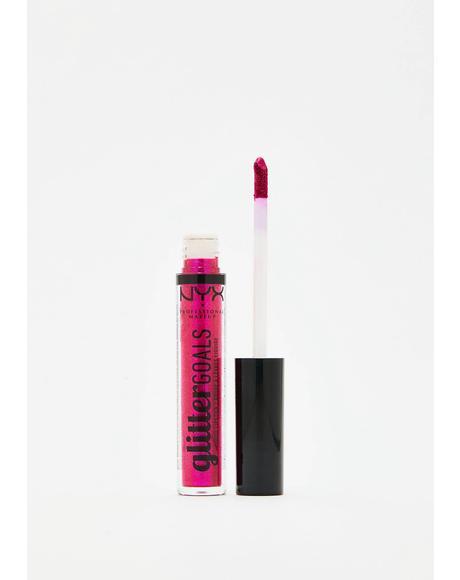 Reflector Glitter Goals Liquid Lipstick