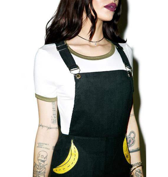 Valfré Banana Overall Dress