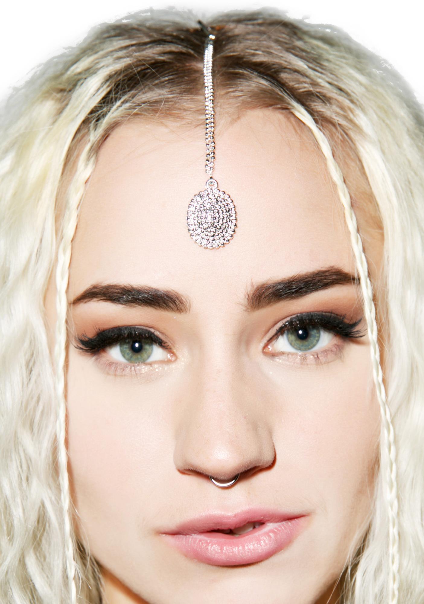 Mind Your Aura Hair Ornament